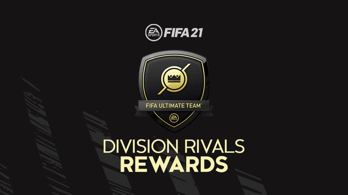 FIFA 21 Division Rivals rewards and when they are achieved