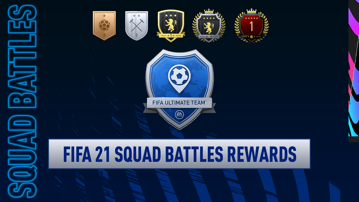 FIFA 21: Squad Battles rewards and when they are achieved