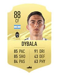 FIFA 21 Top 10 Dribblers - Average and Rating