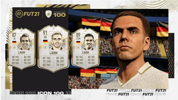 FUT Icons in FIFA 21: ALL new cards and a complete list of icons