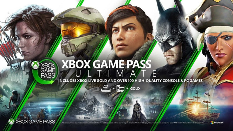 Xbox Game Pass Ultimate is coming to iOS in Spring 2021