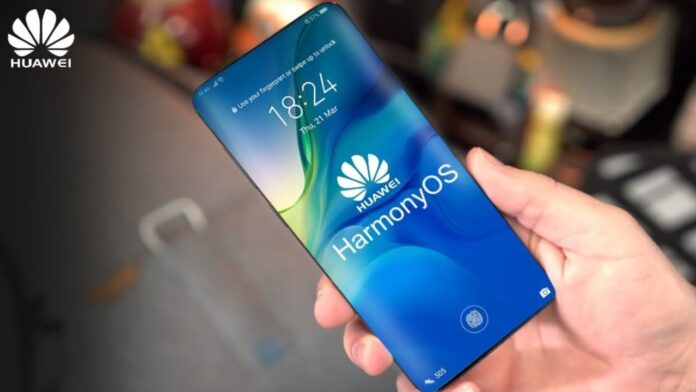 Huawei's system, Harmony OS 2.0 beta, is based on Android 3