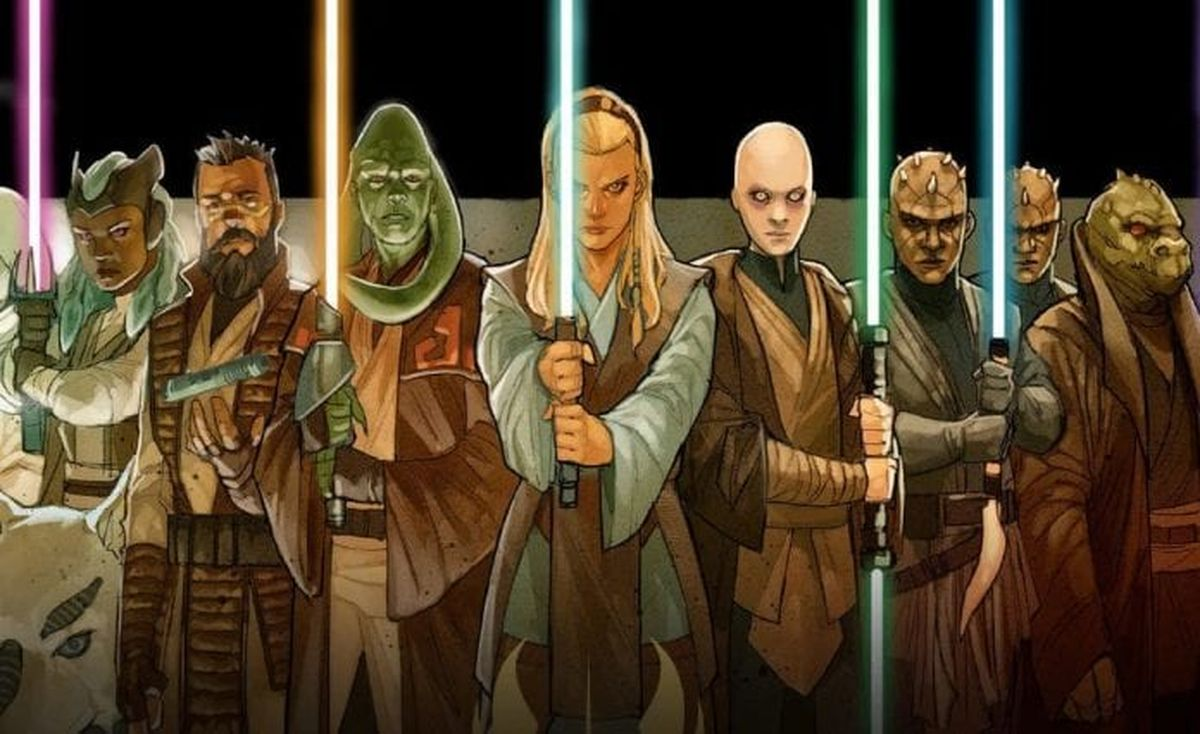 New Star Wars animation series could be in development