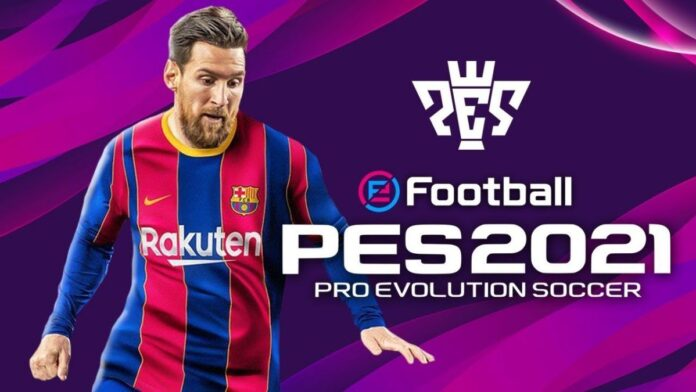PES 2021 Now available for free on PS4, Xbox One and PC