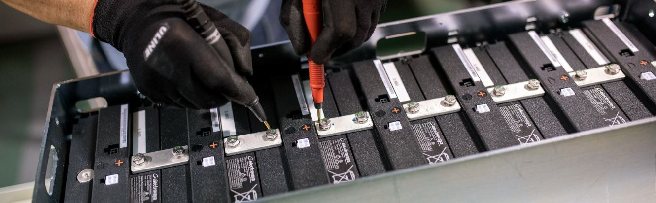 The price of lithium-ion batteries has fallen to $137 per kWh, down 19% from 2019