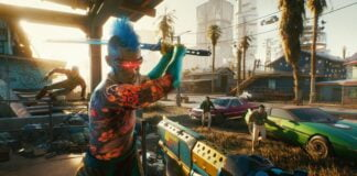 The storage of Cyberpunk 2077 exceeds 100GB, not counting the day one patch