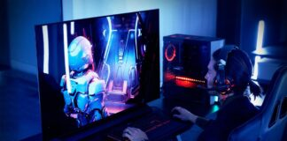 This is the new LG OLED CX TVs better connectivity and optimization for games