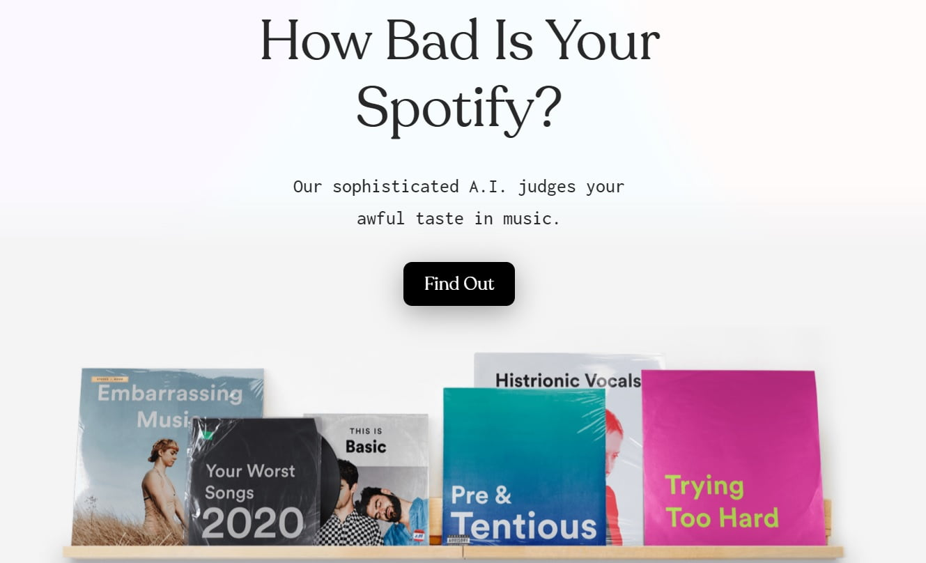 Judge my Spotify: This AI bot will comment on your musical taste