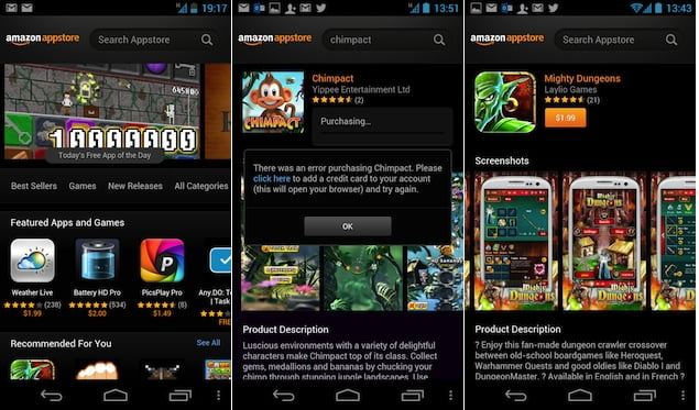 How to download and use Amazon Appstore on Android?