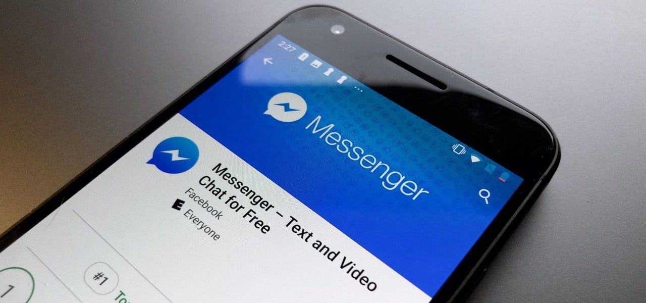 How to download an audio file from Facebook Messenger?