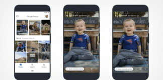 Google Photos will use AI to detect depth and add 3D and motion effects to photos