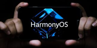 Huawei's Harmony OS interface will look different than Android