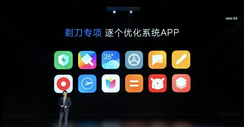 MIUI 12.5: Xiaomi presented its new smartphone interface