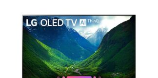 LG 2018 OLED Smart TVs are now compatible with Apple AirPlay