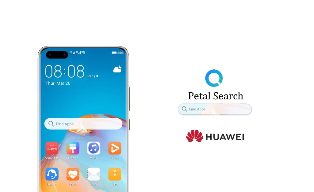 Huawei's search engine Petal Search can be used on any mobile as an alternative to Google