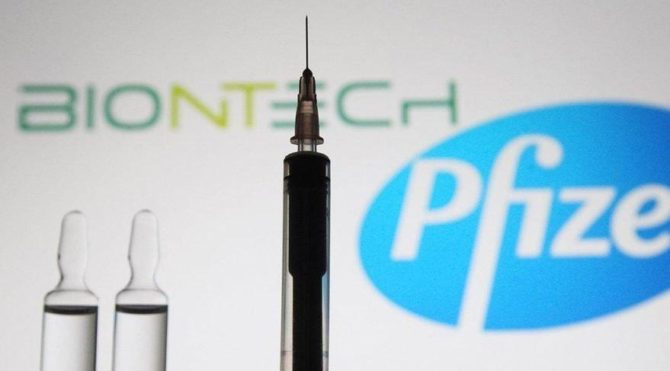 The UK becomes the first country in the world to authorize the COVID-19 vaccine of Pfizer