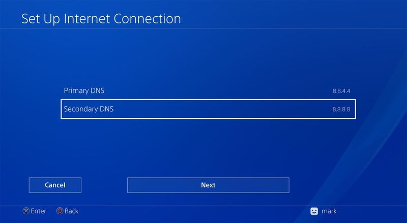 The best DNS server (PS4): Complete guide