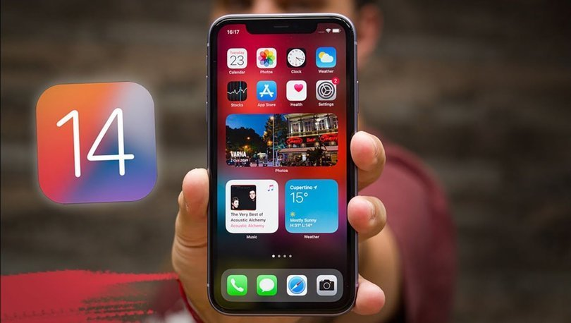 How to activate the Decibel Control feature on iOS 14?