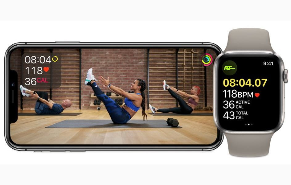 """Apple Fitness+ has a new feature coming: """"Time to Walk"""""""