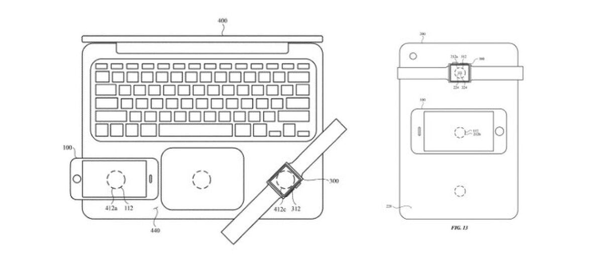 Apple wants to turn your MacBook into a wireless charger for iPhone, AirPods, Apple Watch, and more
