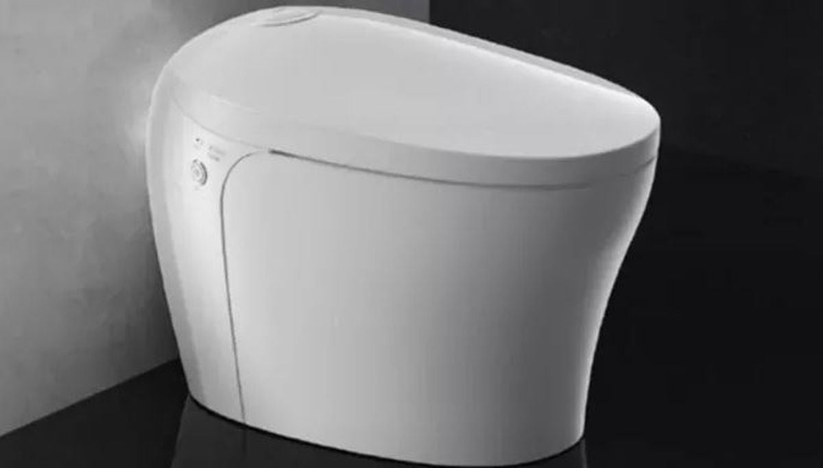 Aqara H1 Xiaomi's smart toilet that cleans itself, regulates the temperature, and raises the lid