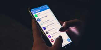 How to stop Telegram to show new user notifications?