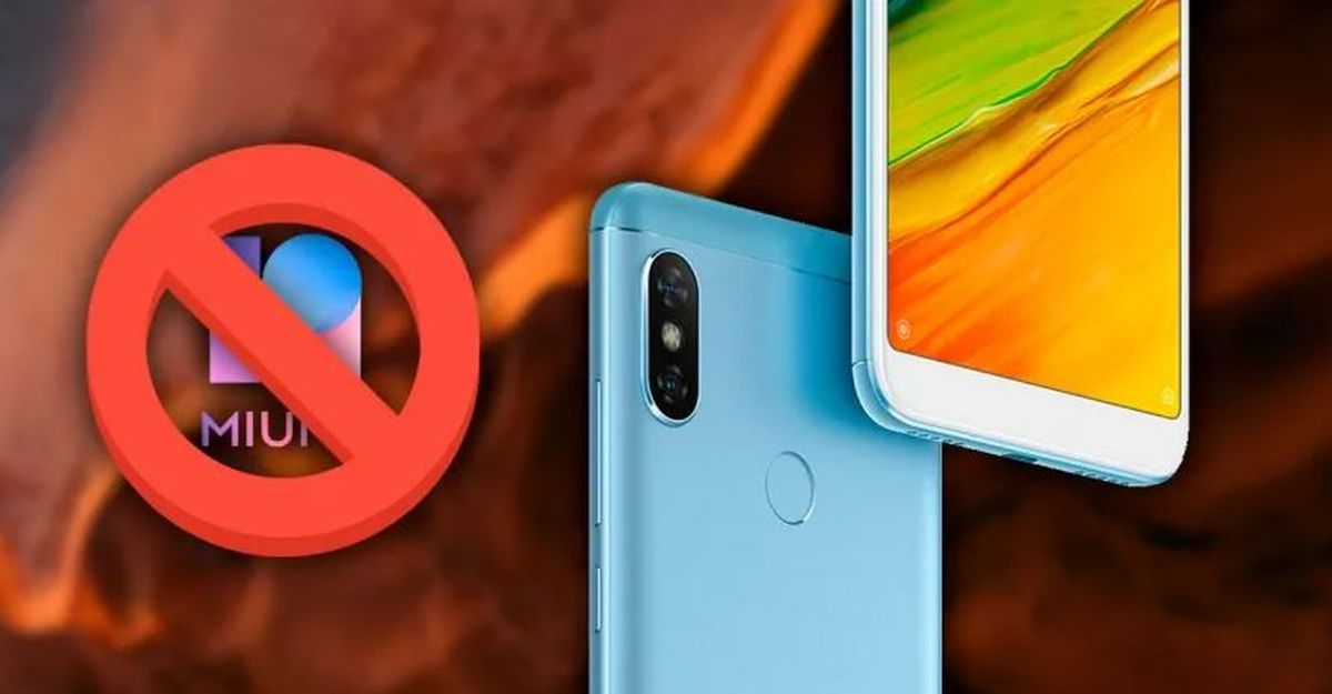 MIUI 12 update stops for the Redmi Note 5 and Note 5 Pro