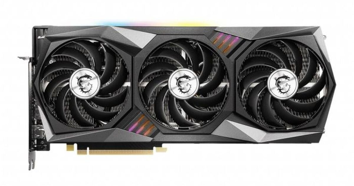 MSI now has a pair of GeForce RTX 3060 Ti graphics focused on crypto mining