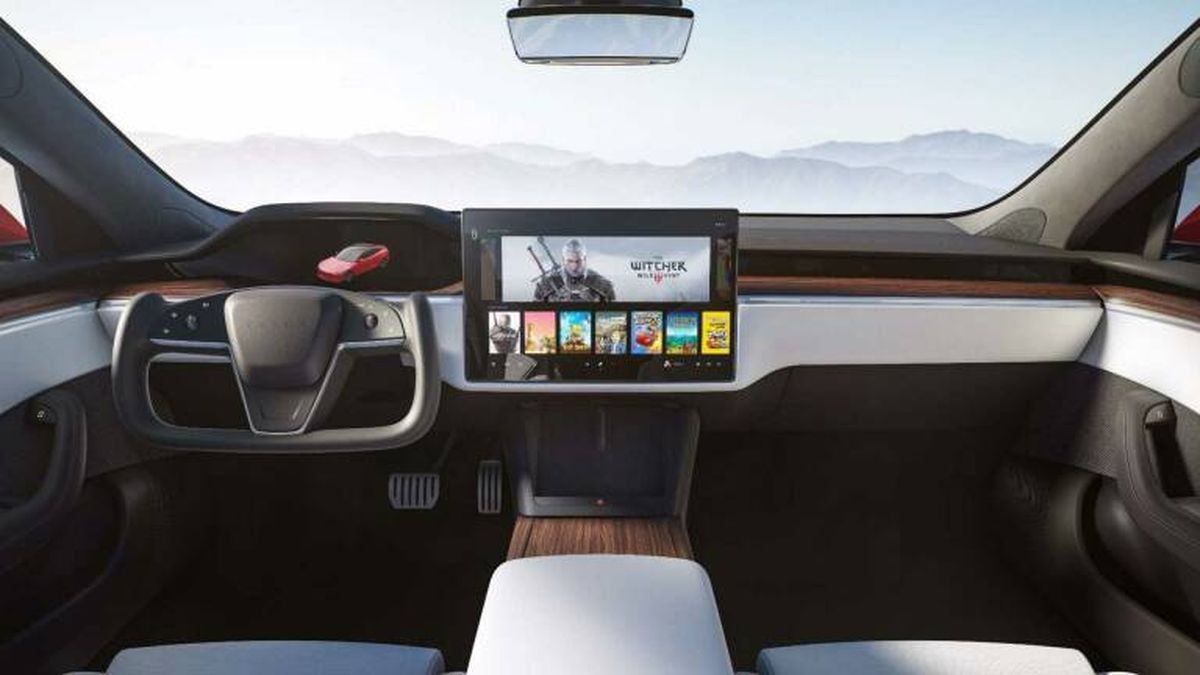 New Tesla Model S 2021 boasts an integrated console more powerful than PS5