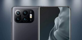 Promotional poster reveals the camera of the Xiaomi Mi 11 Pro