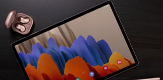 Samsung Galaxy Tab S7 starts receiving Android 11 update with One UI 3.1