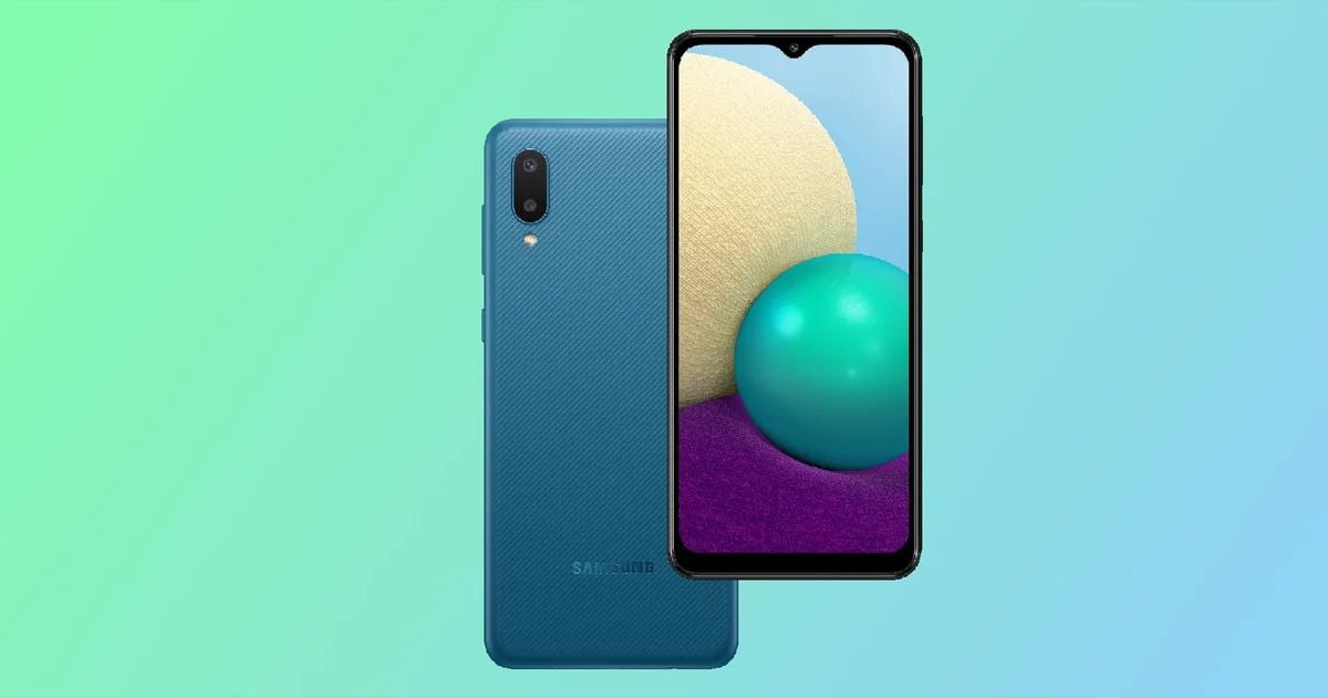 Samsung introduced Galaxy A02, a cheap phone with a huge battery: specs, price and release date