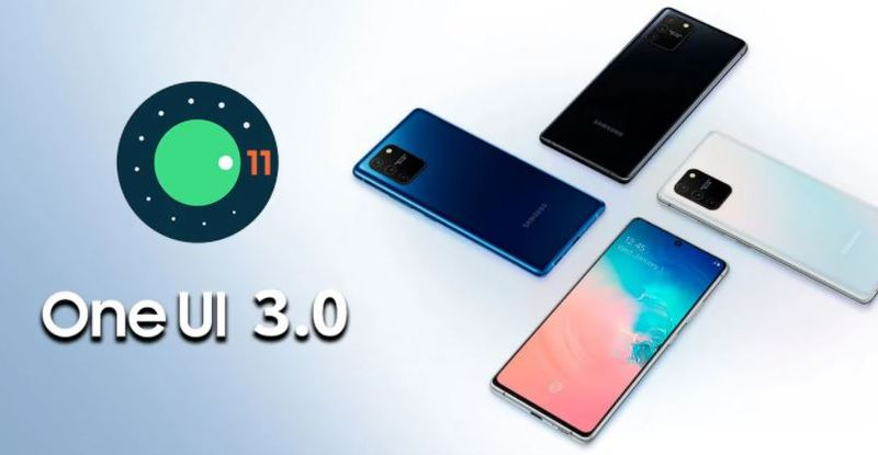 Samsung stops updating Android 11 for the Galaxy S10