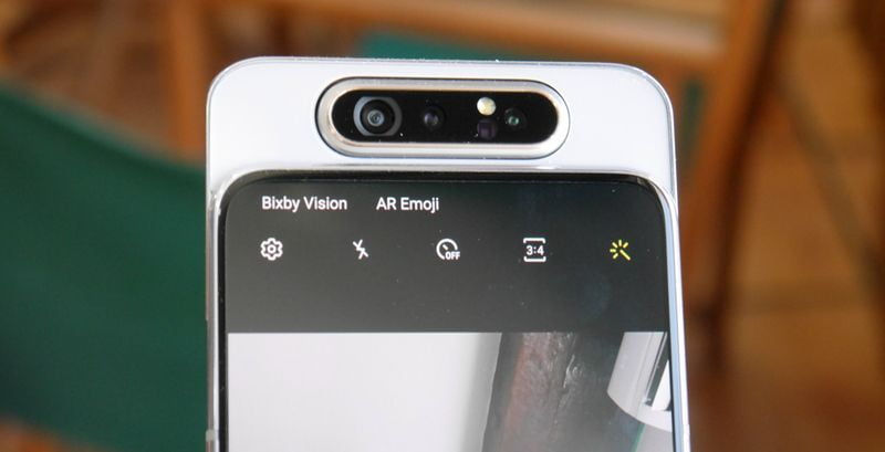 Samsung works on a successor to the Galaxy A80