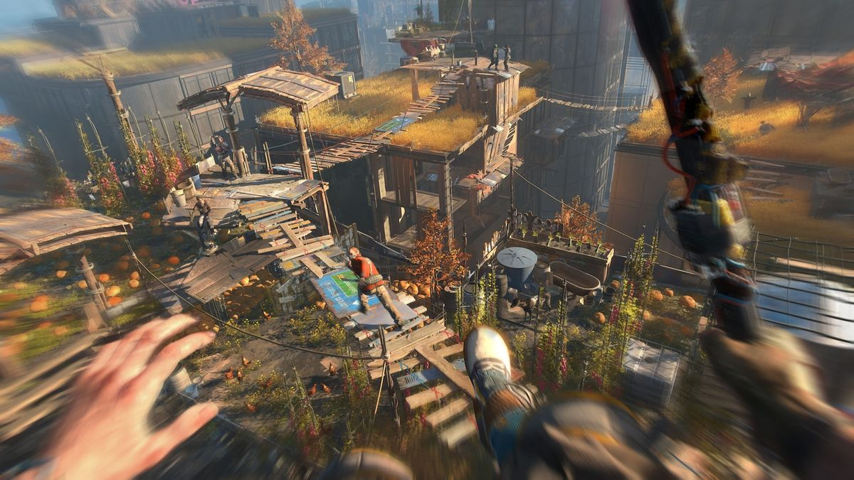 The writer of Dying Light 2 left Techland after 20 years, but the studio promises news soon
