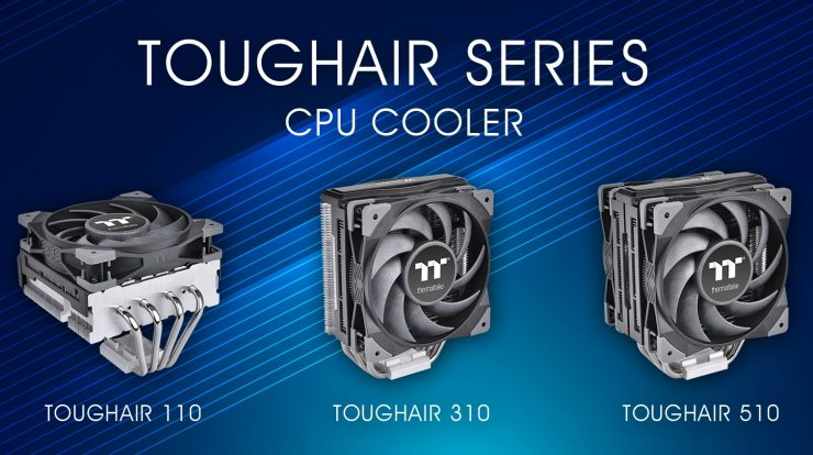 Thermaltake announces its new family member