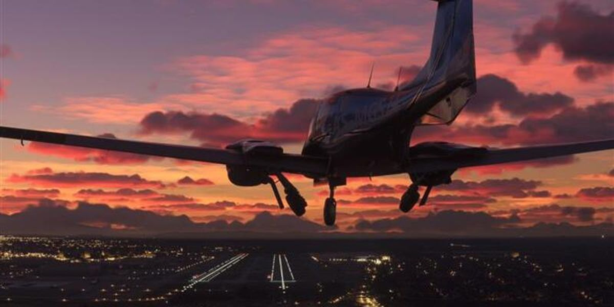 These videos show how close Microsoft Flight Simulator is to real life