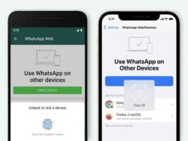 WhatsApp Web and Desktop will be more secure thanks to the biometric authentication
