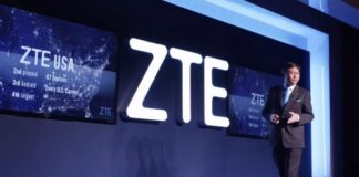 ZTE will try again with another under the screen camera in a phone