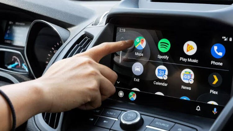 How to activate developer options in Android Auto?