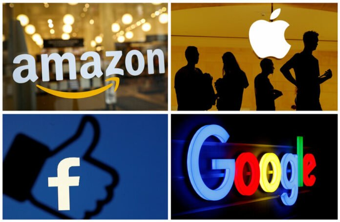 Google, Apple, Amazon and Facebook are invited to speak about their practices in the European Union