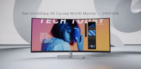 Dell UltraSharp 40 Curved WUHD Monitor (U4021QW) is presented: specs price and release date