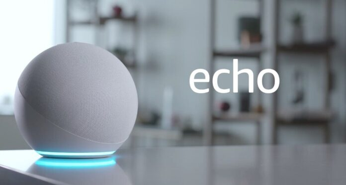 How to remove an Echo speaker from an Amazon account?