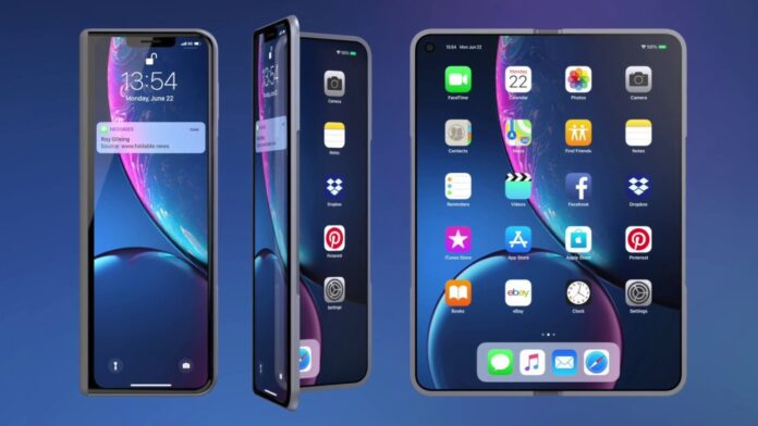 Apple is currently testing two different foldable iPhone prototypes