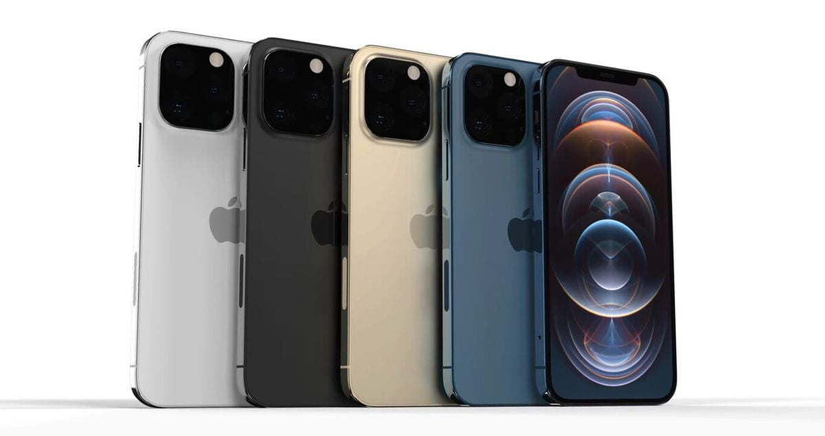 iPhone 13 first rumors New camera module Apples 5G modem 120Hz and more new features 5