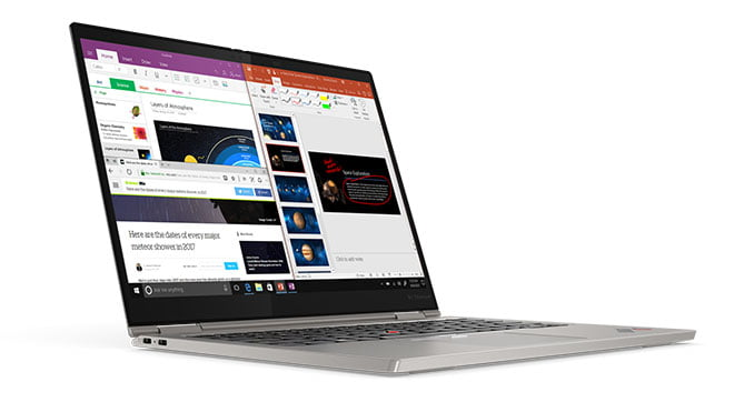Lenovo announced the thinnest ThinkPad: X1 Titanium Yoga specs, features and release date