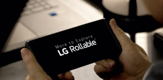LG Rollable is finally official: It is presented at CES 2021