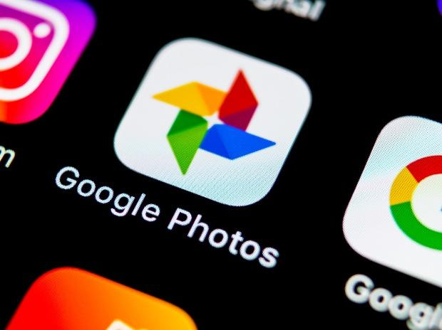 How to adjust the perspective of a photo with Google Photos?