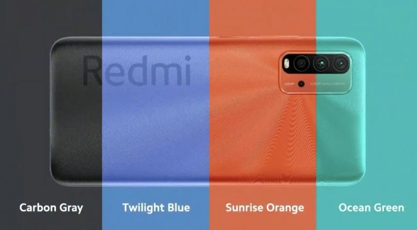 Xiaomi Redmi 9T is presented: specs, price and release date