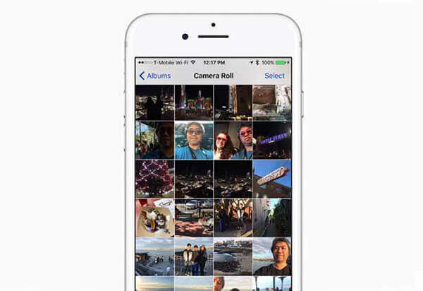 How to delete photos and clear camera roll from iCloud on iPhone?